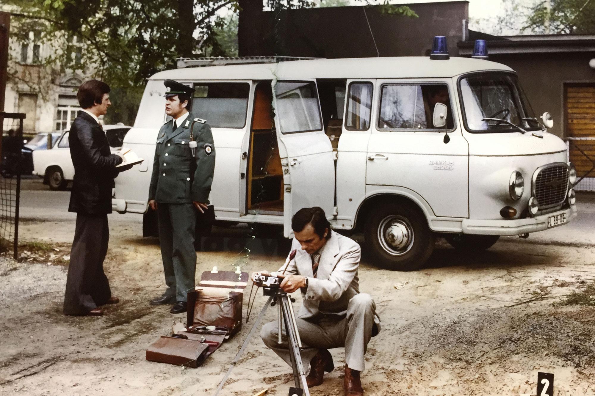 Ein Blick hinter die Methoden der Stasi